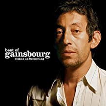 Comme Un Boomerang: Best of by SERGE GAINSBOURG (2011-05-04)