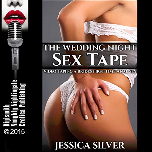The Wedding Night Sex Tape audiobook cover art