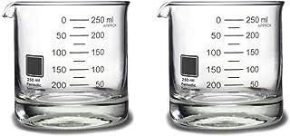 شیشه های شیشه ای آزمایشگاهی شیشه ای