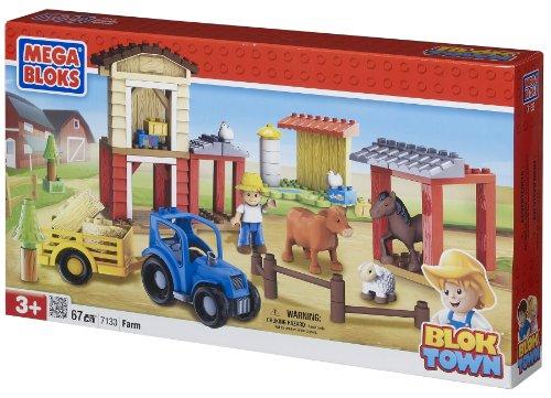 Mega Bloks 07133U Town Granja