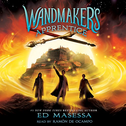 Wandmaker's Apprentice cover art