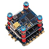 Aoile Mini F4 Flight Controller Stack 20x20 35A 2-6S 4 in 1 ESC for Whoop Tinyhawk cinewhoop FPV Racing Drone Quadcopter Default