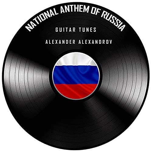 National Anthem of Russia (Fender Strat Guitar)