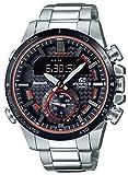 [カシオ] 腕時計 エディフィス スマートフォンリンク ECB-800DB-1AJF メンズ シルバー