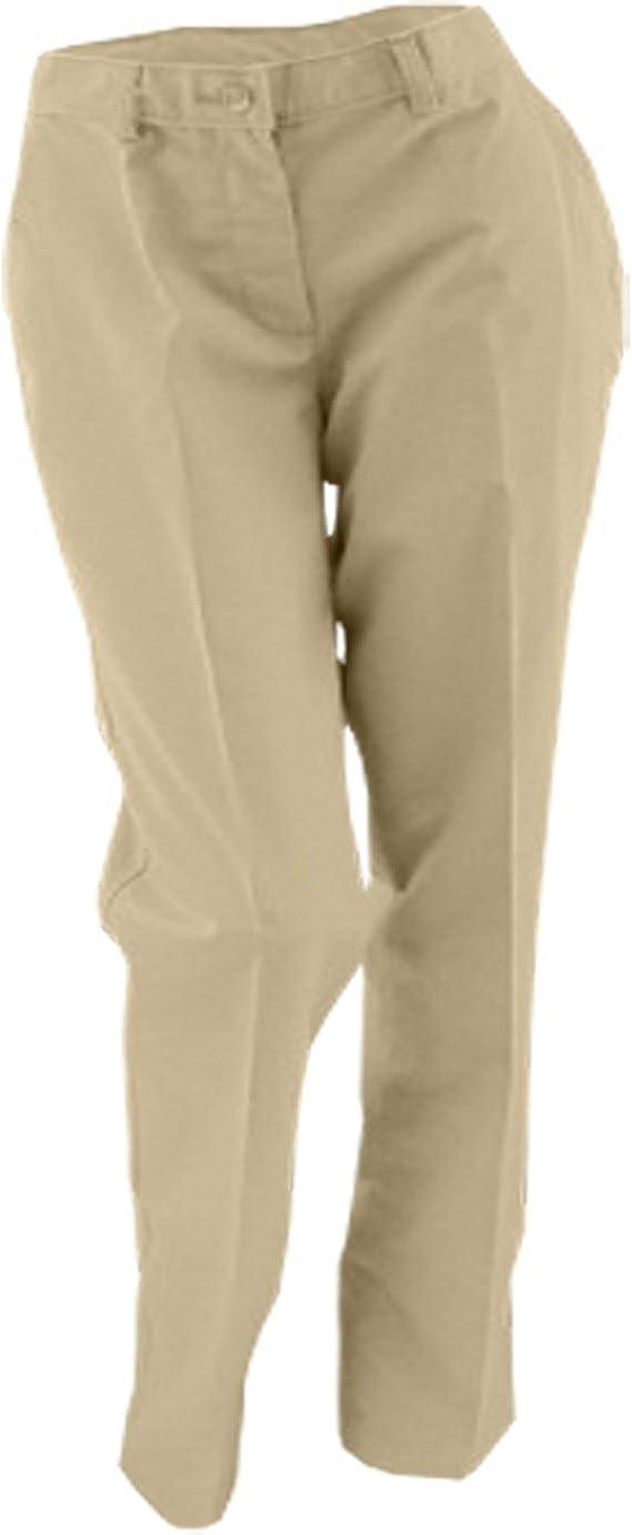 Ed Garments Women's Casual Chino Blend Pant