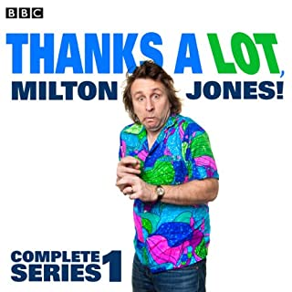 Couverture de Thanks a Lot, Milton Jones!
