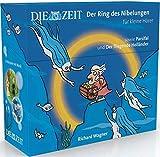 Der Ring des Nibelungen, Parsifal, Der fliegende Holländer, Hörspiel mit Opernmusik für kleine Hörer (Die ZEIT-Edition 6 CD-Box)