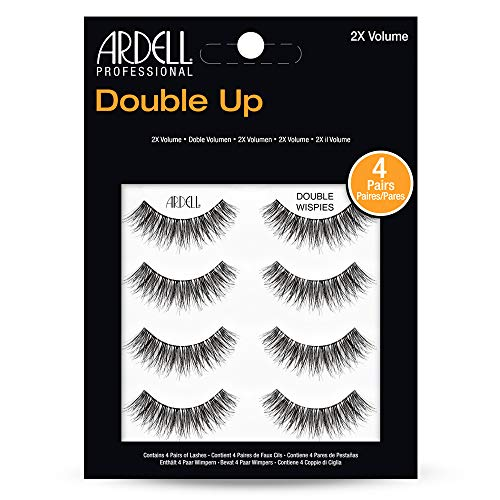 Ardell Double Up Wispies 4 Pairs