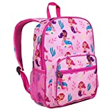 Wildkin Kids Everyday Backpack for Boys and Girls, Ideal for Size for Preschool