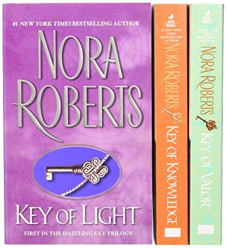 Nora Roberts Key Trilogy Box Set: Key of Light/Key of Knowledge/Key of Valor