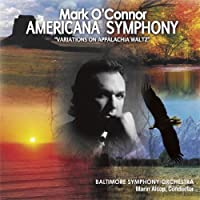 Americana Symphony (Dig) by Mark O'Connor (2009-03-10)