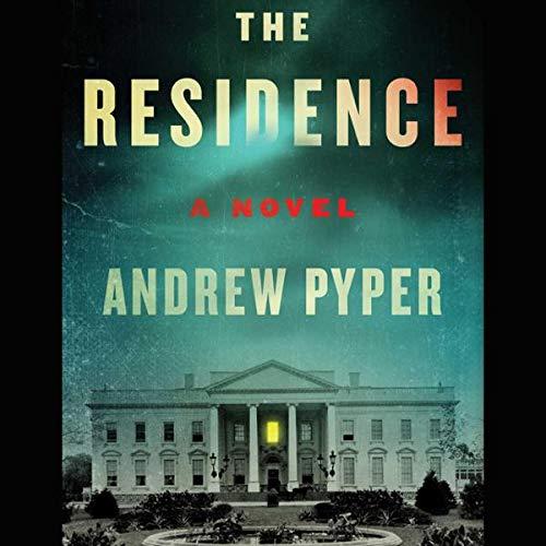 The Residence audiobook cover art