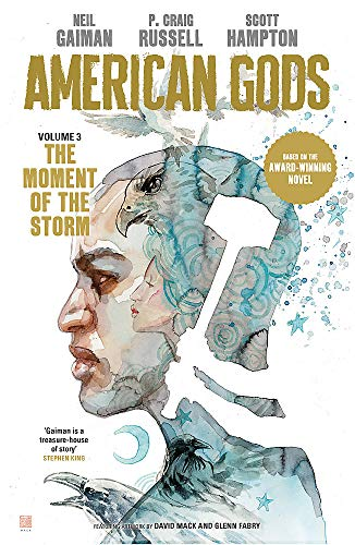 American Gods. The Moment Of The Storm