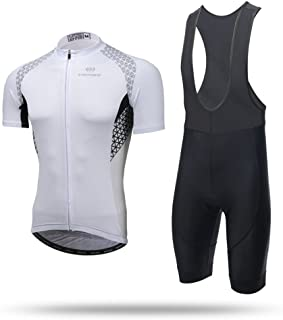 Uglyfrog Hombres de Bicicletas Club Equipo de Ciclismo Jersey Ropa Camisas Pantalones Cortos del Desgaste Deportes Spanish National Team GQX07F