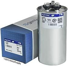 Trane CPT00670 / CPT-0670 - 55 + 5 uF MFD x 440 VAC Genteq Replacement Dual Capacitor Round # C4555R / 97F9839
