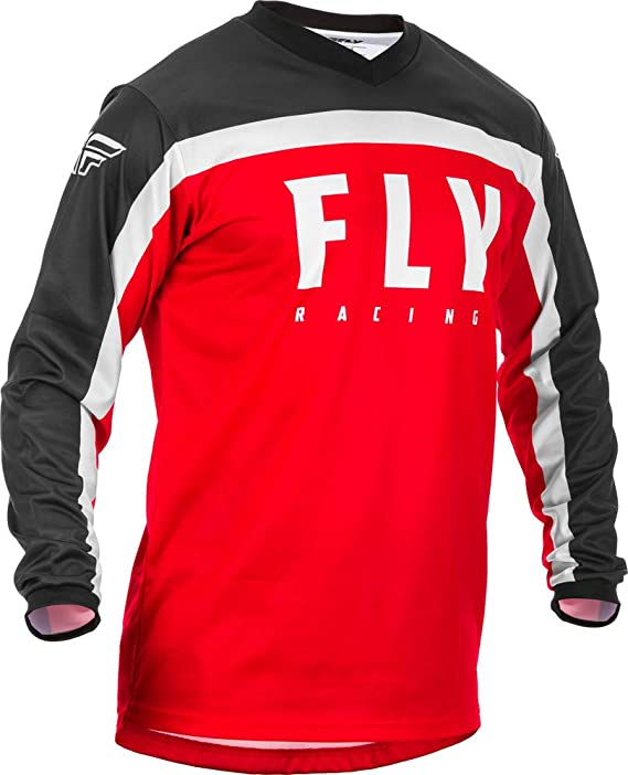 Fly Racing 2021 F-16 Maglia da motocross da discesa enduro MX