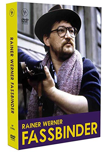 Rainer Werner Fassbinder [Digistak com 3 DVD's]