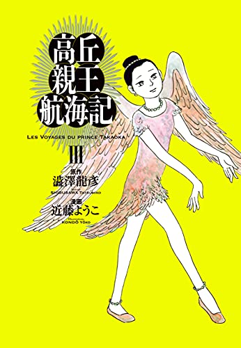 高丘親王航海記 III (ビームコミックス)