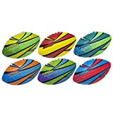 COOP Hydro Rookie Water Football - Pool Football - Water Ball Game, Assorted Color