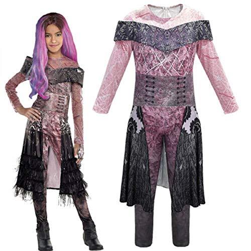3 niños Audrey Disfraz Mono Vestido para Fiesta de Halloween, Audrey Disfraz...