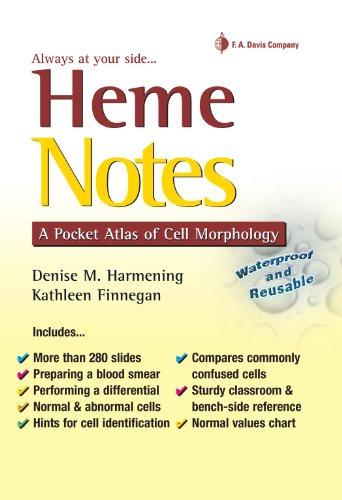 Heme Notes 1e a Pocket Atlas of Cell Morphology