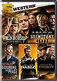 5-Western Film Collection (Wild Horses / Brimstone / Disturbing the Peace / Diablo / Forsaken) - DVD
