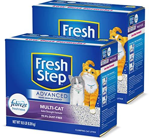 Scoop Away marca Fresh Step