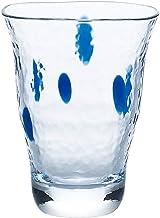 東洋佐々木ガラス ロングタンブラー ブルー 410ml 本格焼酎道楽 藍まぶし 日本製 食洗機対応  P-33111-DBD-JAN