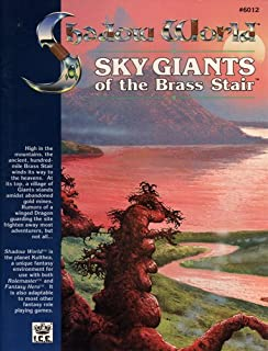 Sky Giants of the Brass Stair (Shadow World)
