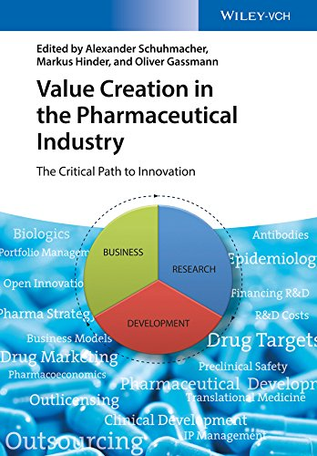 Value Creation in the Pharmaceutical Industry: The Critical Path to Innovationの詳細を見る