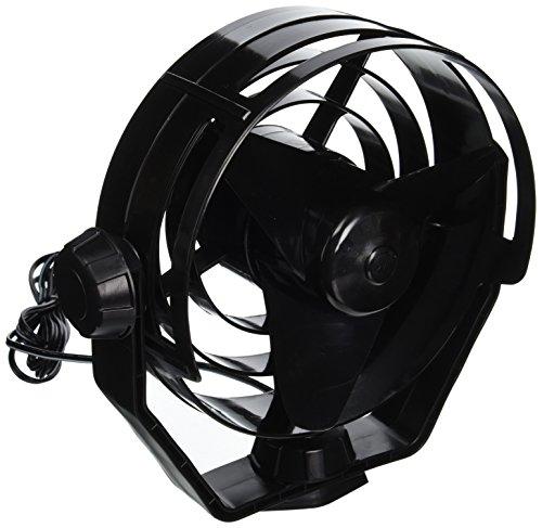 HELLA 8EV 003 361-002 Turbo Blower Includes Cable 140 cm 12 V - Black