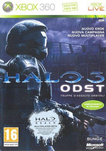 Halo 3 ODST: Truppe D'Assalto Orbitali