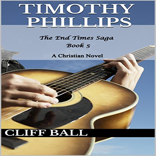 Timothy Phillips audiobook cover art