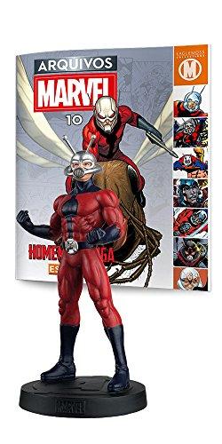 Homem Formiga - Coleção Marvel Fact Files