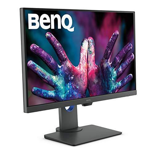 BenQ PD2705Q 68,58cm 27Zoll LCD-Display IPS Panel 2560×1440 WQHD HDMI DP in/out USB-Typ-C schwarz - 2