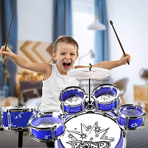 best kids drum set