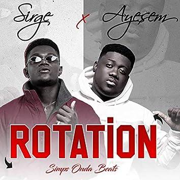 Rotation (feat. Ayesem)