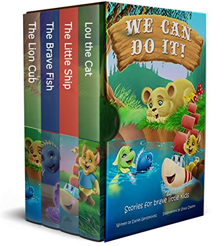 We Can Do It!: Stories for Brave Little Kids: Children