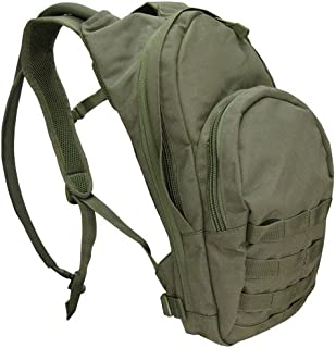 Condor 124 MOLLE Hydration Day Pack with Bladder - OD Green