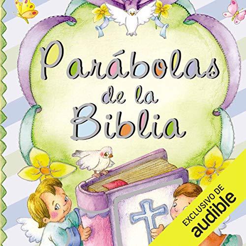 Diseño de la portada del título Parábolas de la Biblia