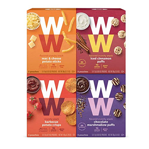 WW Sweet and Savory Crunchy Variety Pack