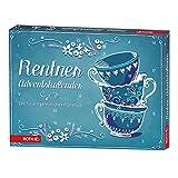 ROTH Rentner-Adventskalender zum Frühstück mit 24 Frühstücks- und Genussartikeln, 45x34x4cm
