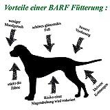 10 kg Blättermagen – Barf für Hunde / Hundefutter / Katzenfutter / Frostfutter / Frostfleisch / Barf Paket / Barffleisch / Frisches Futter / Fleisch für Hunde / Frischfutter (221) - 2