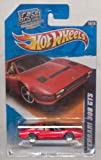 Hot Wheels 2011-128/240 All Stars 10/10 RED Ferrari 308 GTS Race On Line 1:64 Scale by Mattel