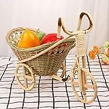 Cesta de frutas, cocina, tazón de fruta, estante de almacenamiento, 1 cesta de...