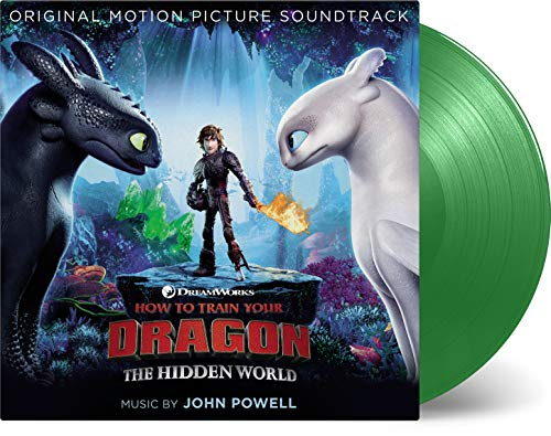 How to Train Your Dragon 3 [Vinyl LP]