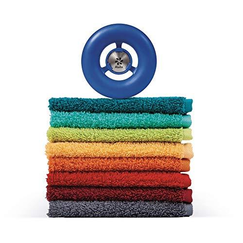 Alvito Waschring Waschhilfe, Kunststoff, Schwarz