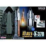 アトラスV w/発射台 X-37B 軌道試験機