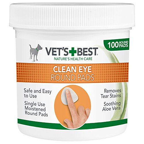 Vet's Best Eye Cleaning Pads for...