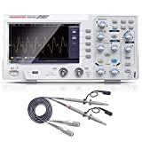 HANMATEK 110mhz Bandwidth DOS1102 Digital Oscilloscope with 2 Channels and Screen 7 inch / 18 cm,...